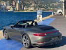 Porsche 911 TYPE 991 CARRERA 4S CABRIOLET PDK 420 CV - MONACO Gris Selenite Metal  - 21