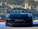 Porsche 911 TYPE 991 CARRERA 4S CABRIOLET PDK 420 CV - MONACO Noir   - 2