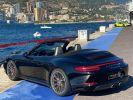Porsche 911 TYPE 991 CARRERA 4S CABRIOLET PDK 420 CV - MONACO Noir   - 21