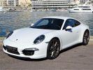 Porsche 911 TYPE 991 CARRERA 4S PDK 400 CV - MONACO Blanc   - 1