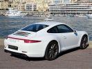 Porsche 911 TYPE 991 CARRERA 4S PDK 400 CV - MONACO Blanc   - 4