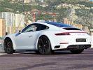 Porsche 911 TYPE 991 CARRERA 4S PDK 420 CV - MONACO Blanc   - 6