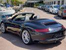 Porsche 911 TYPE 991 CARRERA S CABRIOLET 420 CV PDK - MONACO Noir    - 4