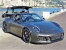 Porsche 911 TYPE 991 TARGA 4 GTS PDK 450 CV - MONACO Argent Métal - Covering Gris M  - 18