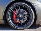 Porsche 911 TYPE 991 TARGA 4 GTS PDK 450 CV - MONACO Argent Métal - Covering Gris M  - 19