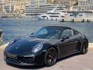 Porsche 911 TYPE 991 TARGA 4 GTS PDK 450 CV - MONACO Noir    - 16