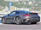 Porsche 911 TYPE 991 TURBO PDK 520 CV - MONACO Gris Métal   - 4