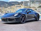 Porsche 911 TYPE 992 CARRERA 4S 450 CV PDK - MONACO Noir Metal  - 11