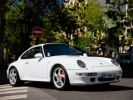 Porsche 911 TYPE 993 (993) 3.6 CARRERA S TIPTRONIC Blanc Metal  - 4