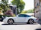 Porsche 911 TYPE 993 (993) 3.6 CARRERA S TIPTRONIC Blanc Metal  - 5
