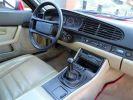 Porsche 944 TURBO 220 CV - MONACO Rouge  - 10