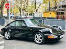 Porsche 964 PORSCHE 964 CARRERA 4 / ETAT CONCOURS Noir  - 4