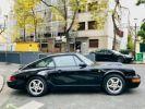Porsche 964 PORSCHE 964 CARRERA 4 / ETAT CONCOURS Noir  - 5