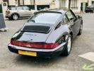 Porsche 964 PORSCHE 964 CARRERA 4 / ETAT CONCOURS Noir  - 7
