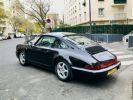 Porsche 964 PORSCHE 964 CARRERA 4 / ETAT CONCOURS Noir  - 10