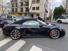 Porsche 991 PORSCHE 991 CARRERA 4S CABRIOLET 48700 KMS/ CHRONO/PSE/VENTILES/ FULL Noir  - 7