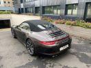 Porsche 991 PORSCHE 991 CARRERA 4S CABRIOLET PDK 3.8 400CV 52000 KMS Antharcite Brown  - 3