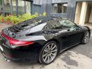 Porsche 991 PORSCHE 991 CARRERA 4S PDK 3.8 400 CV / SPORT DESIGN /PSE / 19700KMS EN ETAT NEUF Noir  - 4