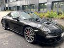 Porsche 991 PORSCHE 991 CARRERA 4S PDK 3.8 400 CV / SPORT DESIGN /PSE / 19700KMS EN ETAT NEUF Noir  - 6