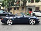 Porsche 993 993 CARRERA CABRIOLET BVM 272 CV Bleu Nuit  - 29