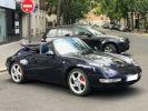 Porsche 993 CARRERA CABRIOLET BVM 272 CV ETAT CONCOURS Bleu Nuit  - 5