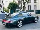 Porsche 993 PORSCHE 993 CARRERA CHASSIS SPORT / AUTOBLOQUANT /VERT AVENTURE VERT AVENTURE  - 7
