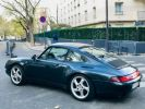 Porsche 993 PORSCHE 993 CARRERA CHASSIS SPORT / AUTOBLOQUANT /VERT AVENTURE VERT AVENTURE  - 2