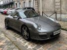 Porsche 997 PORSCHE 911 (2) 3.8 385 CARRERA 4S PDK Gris  - 3
