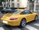 Porsche 997 PORSCHE 997 CARRERA 4 325CV ETAT NEUF Jaune  - 4