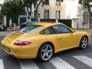 Porsche 997 PORSCHE 997 CARRERA 4 325CV ETAT NEUF Jaune  - 6