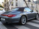 Porsche 997 PORSCHE 997 CARRERA 4 PDK CABRIOLET /FULL /PSE/ CHRONO 2011 Gris Meteor  - 6