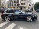 Porsche 997 PORSCHE 997 CARRERA 4S CABRIOLET 3.8 385 CV/PDK /PSE/ CHRONO /FULL Noir  - 7
