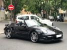 Porsche 997 PORSCHE 997 TURBO BVM CABRIOLET NOIR  - 1