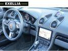 Porsche Boxster 718  BLANC PEINTURE METALISE  Occasion - 9