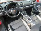 Porsche Boxster 981 2.7L 265CH BVM6 ROUGE Occasion - 2