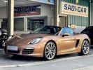 Porsche Boxster Porsche Boxster 2.7i 265cv PDK GARANTIE 12 MOIS  Marron  - 1