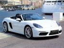 Porsche Boxster S TYPE 718 PDK 350 CV - MONACO  Blanc  - 3