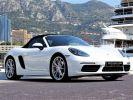 Porsche Boxster S TYPE 718 PDK 350 CV - MONACO  Blanc  - 15
