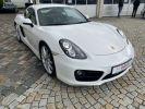 Porsche Cayman (981) 3.4 S PDK 325cv  *Pack sport - cuir - Xénon* Livraison + Garantie 12 mois + Carte Grise Blanc  - 2
