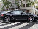 Porsche Cayman Design Edition 1 No 698/777 Noir  - 4