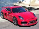 Porsche Cayman GT4 TYPE 981 385 CV - MONACO Rouge  - 16
