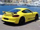 Porsche Cayman GT4 TYPE 981 385 CV - MONACO  Jaune  - 5