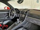 Porsche Cayman GT4 TYPE 981 PACK CLUBSPORT BVM Rouge  - 6