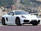Porsche Cayman GTS PERFORMANCE TYPE 981 PDK 350 CV Blanc Métal  - 4