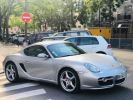 Porsche Cayman PORSCGE CAYMAN S 295 CV 58000 KMS ETAT NEUF Gris  - 6