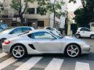 Porsche Cayman PORSCGE CAYMAN S 295 CV 58000 KMS ETAT NEUF Gris  - 7