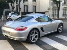 Porsche Cayman PORSCGE CAYMAN S 295 CV 58000 KMS ETAT NEUF Gris  - 8