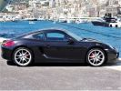 Porsche Cayman S TYPE 981 PDK 325 CV - MONACO Noir Métal  - 15