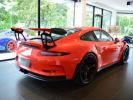 Porsche GT3 RS rouge  - 3