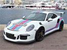 Porsche GT3 RS PDK 500 CV MARTINI RACING - MONACO Blanc  - 1